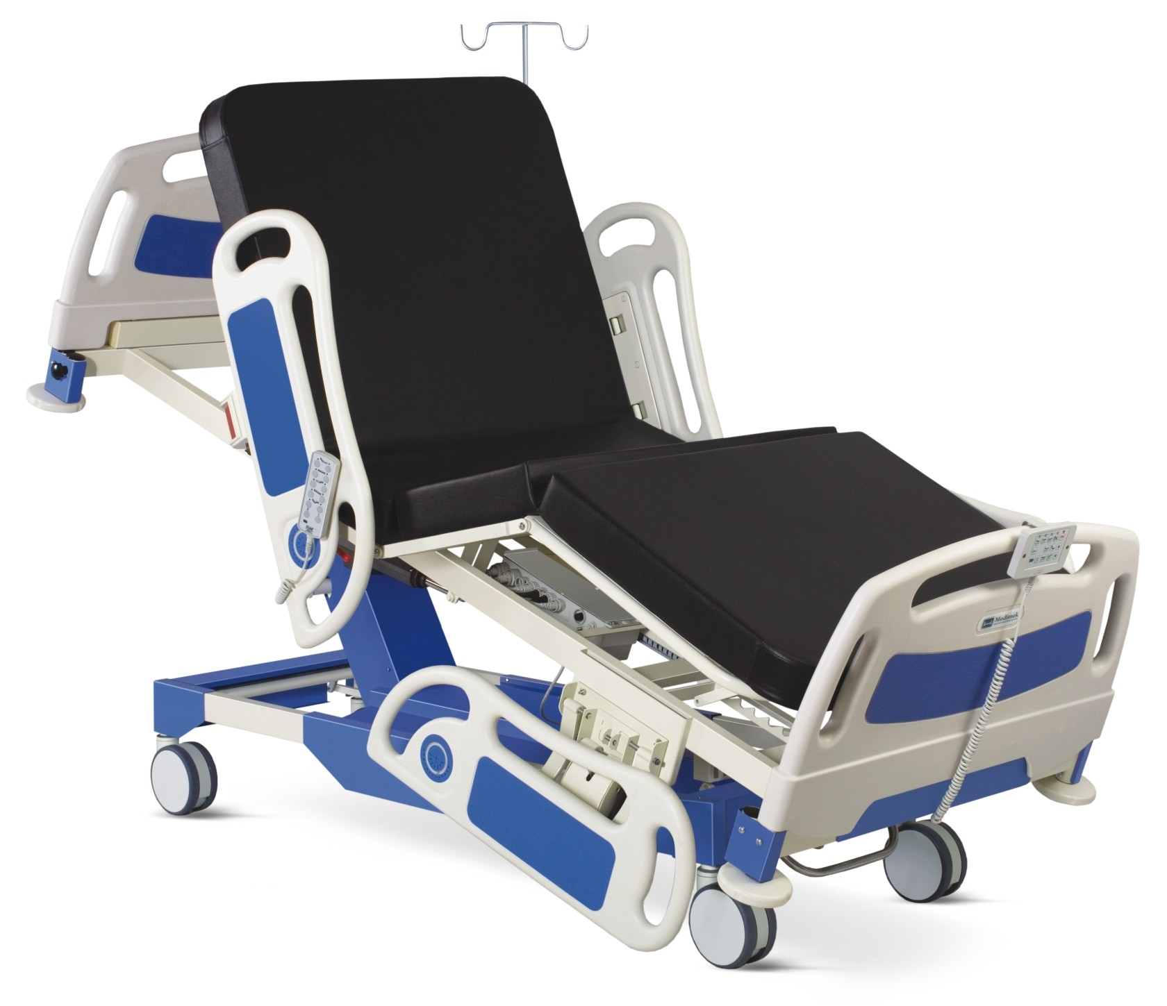 Cardiac chair hospital bed - Cardiac Chair Hospital Bed 51