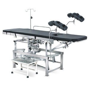 Manual Operation Table - Major (Height Adjustable)