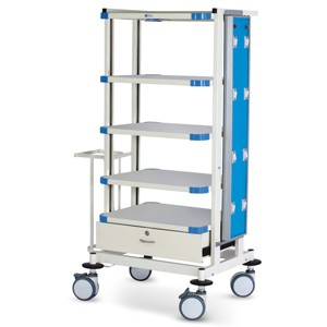 Monitor Trolley - MS Framework