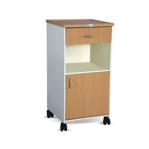 Bedside Locker (Membrane Front and Top)