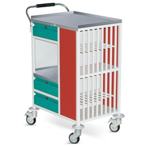 Ward Round Trolley - MS Framework