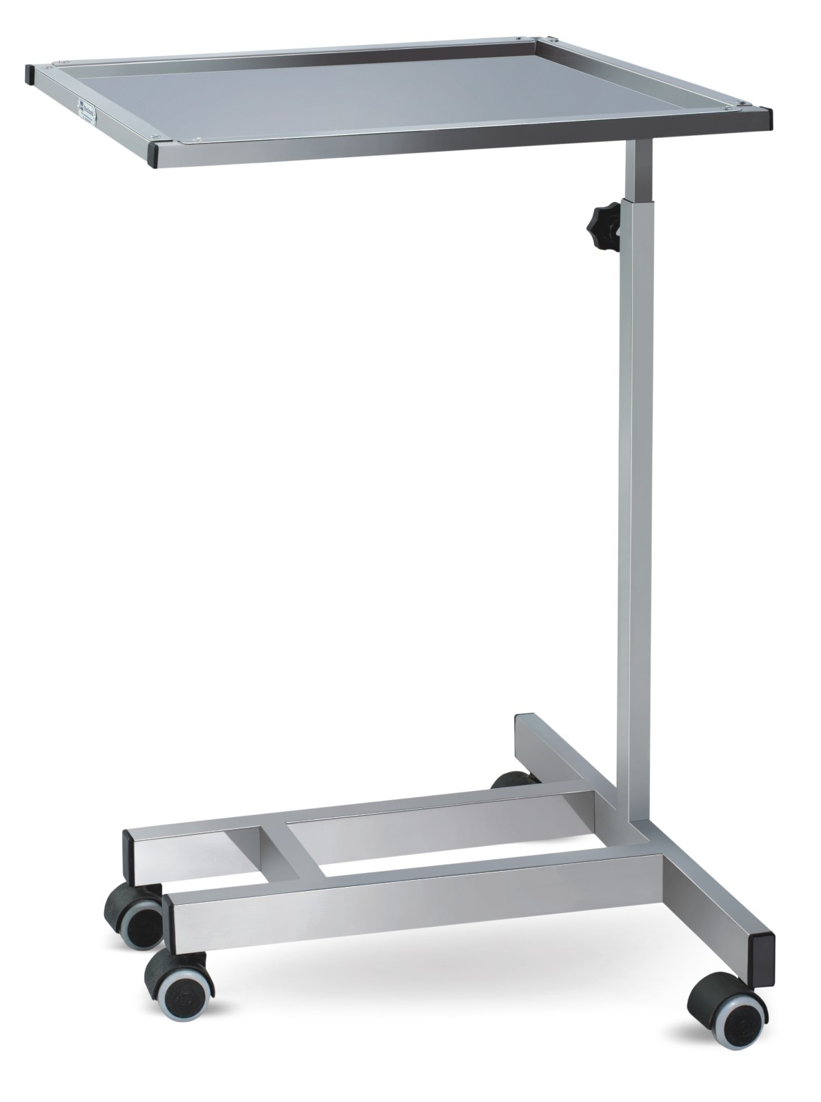 Mayo's Trolley Single Bar - Stainless Steel