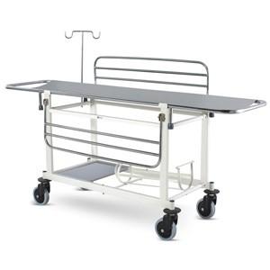 Stretcher on Trolley (MS Framework & SS Stretcher Top)