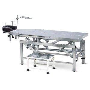 Manual Operation Table - Ophthalmic (Height Adjustable)