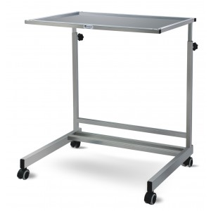 Mayo's Trolley Double Bar - Stainless Steel