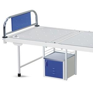 Locker Box Attachment for Bed